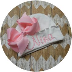 Check out this item in my Etsy shop https://www.etsy.com/listing/261295564/personalized-baby-girl-newborn