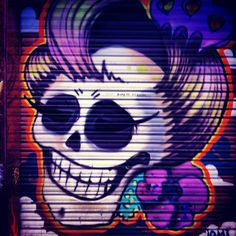 Graffiti in Madrid