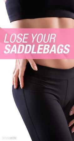 Lower body moves for your legs to say goodbye to those saddlebags! The perfect quick at home workout!