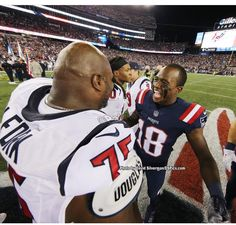 Big Vince... Patriot for life. Always family. Vince and Slater