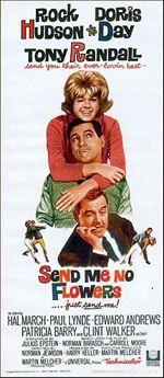 Send Me no Flowers (1964) - Norman Jewison.  (USA)