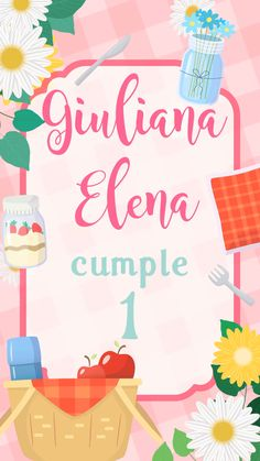 Birthday Greetings, Birthday Cards, Picnic Foods, Summer Picnic, Birthday Decorations, Digital Image, Invitation Design, Party Invitations, Rsvp