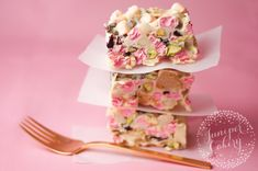 Festive White Chocolate Rocky Road Recipe!