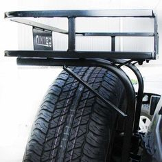Our Garvin FJ Cruiser Trail Rack was designed to hold up to 75 lbs of your gear. It's perfect for an ice chest on your next trail run or other misc. gear to help free up space inside your FJ. Fj Cruiser Mods, Toyota Fj Cruiser, Land Cruiser, Fj Cruiser Accessories, Truck Accessories, Landcruiser 80 Series, Mahindra Thar, Car Cooler, Subaru Forester