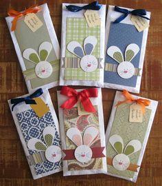 Envelopes Decorados, Easter Crafts, Crafts For Kids, Tarjetas Diy, Spring Crafts, Scrapbook Cards, Homemade Cards, Easter Bunny, Cardmaking