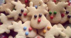 Rénszarvas süti - Sütemény gyerekeknek Gingerbread Cookies, Advent, Food, Gingerbread Cupcakes, Ginger Cookies, Meals, Yemek, Eten