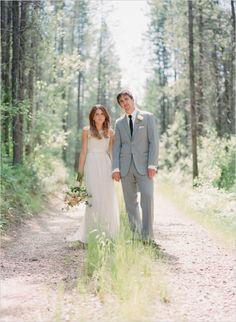 Nice N' Easy National Park Wedding