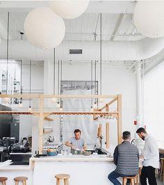 Tartine Manufactory, San Francisco. Artisanal meets minimalistic. #cafe #coffeeshop