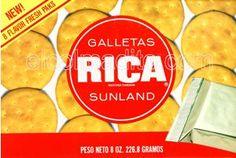 Galletas Rica de Royal Borinquen Puerto Rico