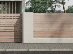 House Fence Design, Modern Fence Design, Gate Design, Small Patio Ideas Townhouse, House Extension Design, Boundary Walls, Exterior Remodel, Dream House Exterior, House Entrance