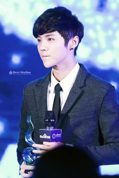 141119 Baidu Moments Conference - Luhan