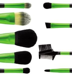 Eco friendly makeup brushes Nvey Eco | Eco-brochas Nvey Eco www.nveyeco.es   blog.oomi.co
