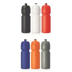 750ml Drink Bottle http://www.bepromoted.com.au/promotional-drink-bottles/promotional-plastic-drink-bottles/b720-sports-bottle-wide-mouth-screwtop.html #promotional #promo #giveaway