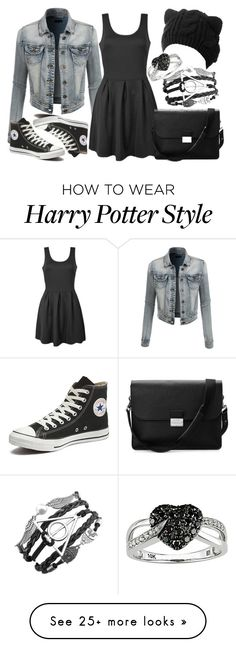"""Untitled #2282"" by claudcsilva on Polyvore featuring LE3NO, Ally Fashion, Converse, Aspinal of London, Ice, women's clothing, women, female, woman and misses"