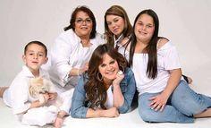 Great Photo of Jenni & Family..