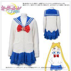 Sailor Moon Jk Uniforms Cos Robe Dress Pyjamas Leotard Sweater Sleepwear 2016