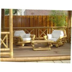 Los mejores muebles para el jardín
