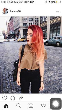 #luanna #perez #hair