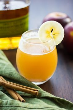 APPLE RYE COCKTAIL