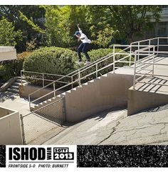 Thrasher Skateboard Magazine | Skater of the Year Photofeature - Ishod Wair
