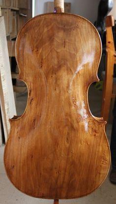 Violin maker's blog