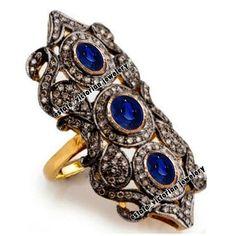 Diamond Gemstone, Rose Cut Diamond, Diamond Rings, Silver Roses, Silver Ring, Jewelry Rings, Jewelery, Vintage Style Rings, Diamond Settings