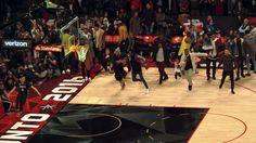 NBA highlight video from the 2016 Slam Dunk Contest. Toronto, Ontario (Original Link: https://www.youtube.com/watch?v=Q-LNA9KlHhw)