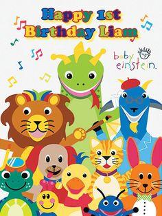 Baby einstein party ideas on pinterest 1st birthdays for Baby einstein decoration