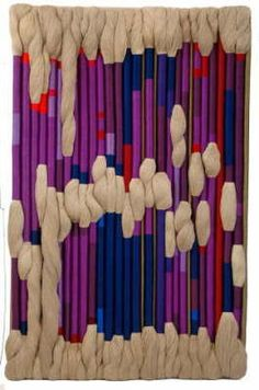 Sheila Hicks (think about how these components translate into cell structure)