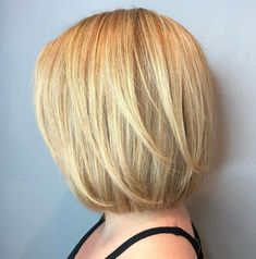 50 Medium Haircuts for Women That'll Be Huge in 2020 - Hair Adviser for thin hair medium over 50 Inverted Hairstyles, Thin Hair Haircuts, Straight Hairstyles, Bob Haircuts, Layered Hairstyles, Messy Wavy Hair, Messy Waves, Medium Short Haircuts, Medium Thin Hair