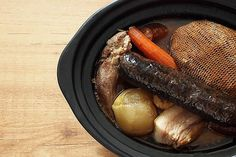 Crockpotting | Receta de cocido madrile�o en Crock Pot | http://www.crockpotting.es