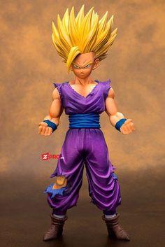 """Banpresto Dragon Ball Z 9.8/"""" The Son Goku Master Stars Piece Figure F//S w//Track#"""