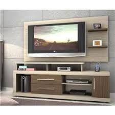 Resultado de imagem para sala de estar com painel para tv