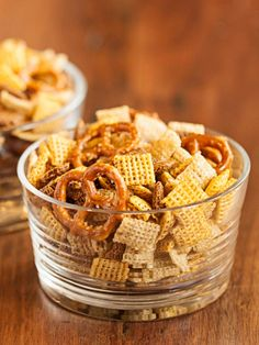 Duck Fat Chex Mix.