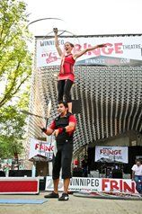 The Winnipeg Fringe Theatre Festival Theatre Companies, Outdoor Stage, International Dance, Local Events, North America, Tourism, Canada, Entertaining, Activities