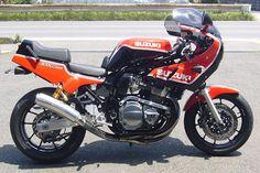 Planet Japan Blog: Suzuki GS 1200 SS