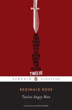 Twelve Angry Men (Penguin Classics) by Reginald Rose, http://www.amazon.com/dp/0143104403/ref=cm_sw_r_pi_dp_rd-8pb0NEYHJP