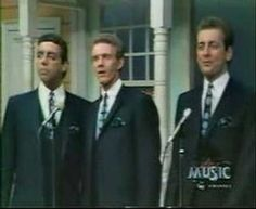 ▶ The Statler Brothers: Flowers On The Wall. - YouTube
