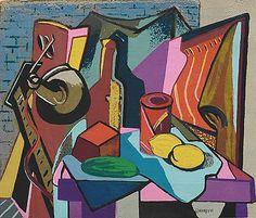 Dorie Marder (1916-) - Arrangement, 1940's