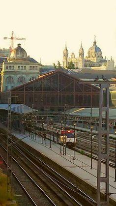 Cercanías.  Estación  del Norte.