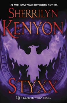 Styxx (Dark Hunters) by Sherrilyn Kenyon: http://www.thereadingcafe.com/styxx-by-sherrilyn-kenyon-a-dual-review/
