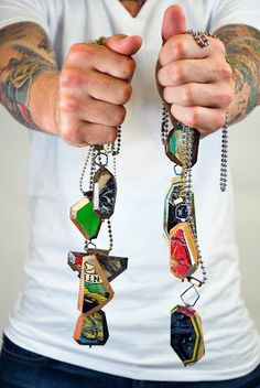 Society for Contemporary Craft: Street Kings' Bling Series now available!