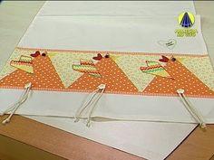 Barrado Triângulos de Galinha por Jackie Lobato-Programa Sabor de Vida-17/09/2013