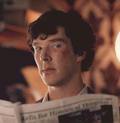 Sherlock, gif