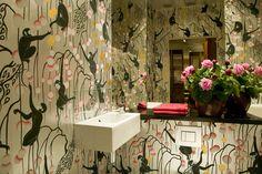 de Gournay: コレクション - 壁紙と織物 コレクション - 様々な組み合わせ コレクション |