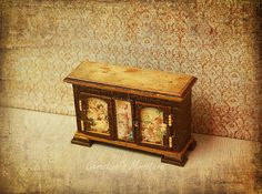 Hey, I found this really awesome Etsy listing at https://www.etsy.com/listing/604768119/miniature-cabinet-112-dollhouse