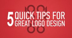 Blog Post: The Shortcut to Recognition: 5 Quick Tips For Great Logo Design For Small Businesses.