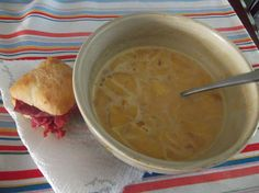 Seasonal Foods and Weeknight Meal Plans: Pumpkin Apple Soup  Fall is here, so it is officia...