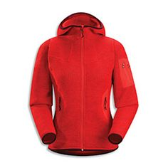 Arc'teryx Covert Hoody - great against the elements, and @Oprah approved.