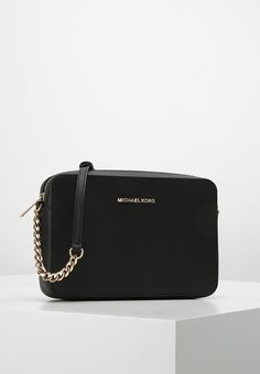 MICHAEL Michael Kors JET SET TRAVEL - Skulderveske - black - Zalando.no